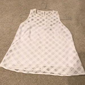 White top for women
